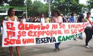 proteste contro ENEL in Colombia - dal sito http://comitatocarlosfonseca.noblogs.org